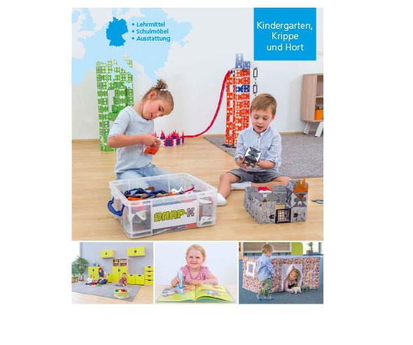 Kindergarten, Krippe und Hort-Katalog H35